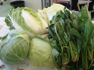 山本様 野菜